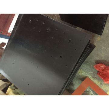 Black Color anti-static bakelite plate cnc machined