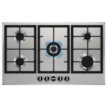 Zanussi Built in Gas Plates 90cm UK