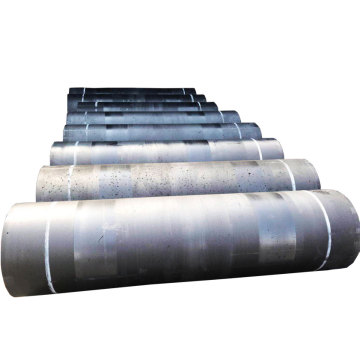 EAF Steelmaking Graphite Electrode UHP HP 300mm