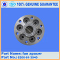 PC75UU-2 pc60-6s PC60-7 fan spacer 6206-61-3940
