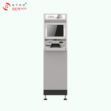 Cash-in/Cash-out CRM Cash Recycling Machine