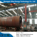 Hot selling pyrolysis plant for waste rubber