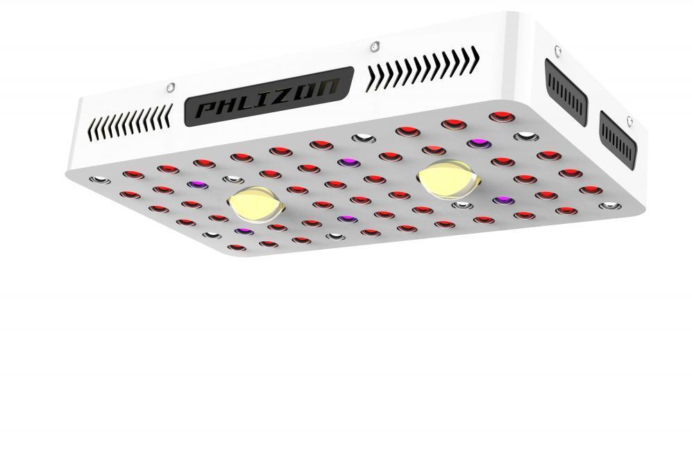 Refletor 2000W Full Spectrum Groe Led Lâmpada De Luz Para Plantas de Interior Dos Eua Estoque