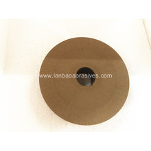 High speed Rubber bond BK polishing wheel