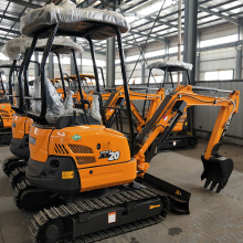 Rhinoceros mini excavator XN20 2ton excavator for sale