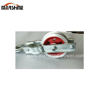 Stainless Steel Rope Pulleys for Wire Rope
