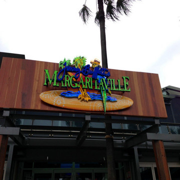 Outdoor Restaurant LED Channel Letter Signs