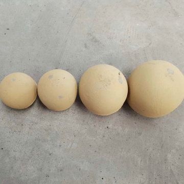 Oxide High Density Alumina Grinding Ball Aluminum Ball