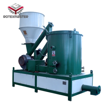 Multifunctional Wood Biomass Burner