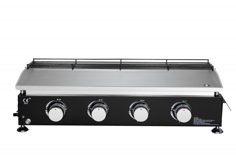 Outdoor Gas Grill Griddle
