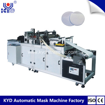 High Quality Half Round Cotton Making Machine