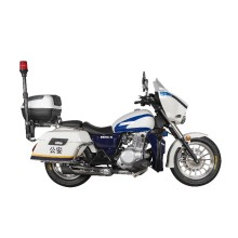 Police 250CC Displacement Motor