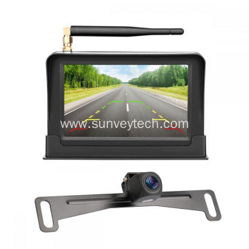 Backup Camera Monitor Kit