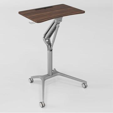 Tiltable in 180 degree bed table