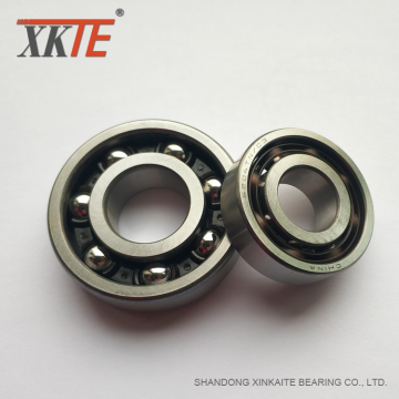 Polyamide Bearing 6204 TNGH C3 For Materials Handling