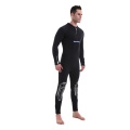 Seaskin Multi-Zippers Wetsuit for Scuba Diving
