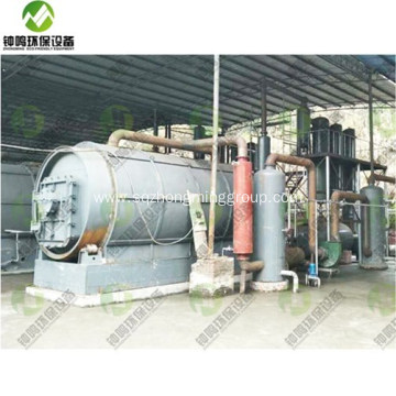 Waste Tyre to Furnace Oil Equipment