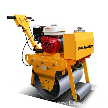 Vibratory drum roller small compactors road compaction equipment FYL-600