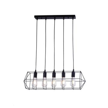 Iron Ceiling Light Industrial metal shade pendant lamp