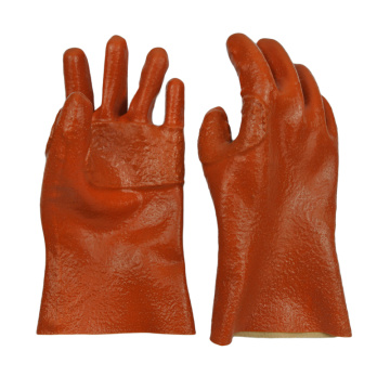 Wear-resistant brown gloves with thick palms