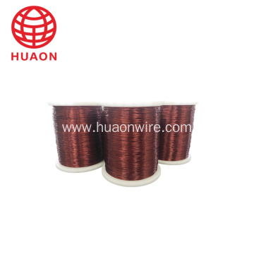 Polyester enameled copper wires for electrical