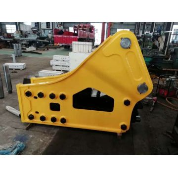 Side type Hydraulic breaker