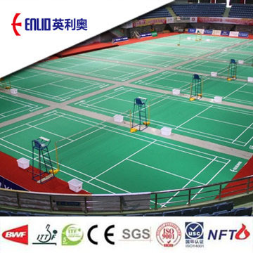 BWF Portable Sports Floorings