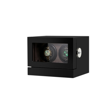 LCD Touch Screen 2 Slot Watch Winder