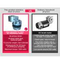 YTK Oil Press Automatic Household FLaxseed Oil Extractor Peanut Oil Press Cold Press Oil Machine 1500W (MAX)
