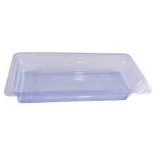Medical device packaging PETG blister plastic tray