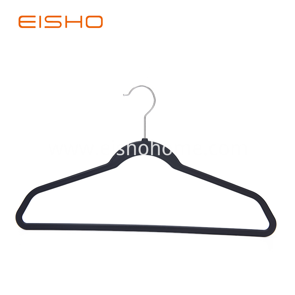 15 3 Rubber Coated Clothes Hangers