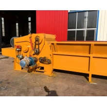 Stable performance Wood Chipper