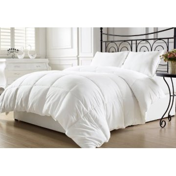 White Down Duvet Insert with Conner Tabs