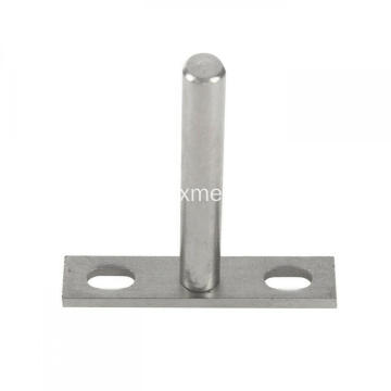 Zinc Plated Metal Floating Shelf Hidden Bracket