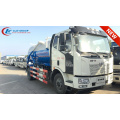 Brand New FAW J6 10000litres sludge suction truck