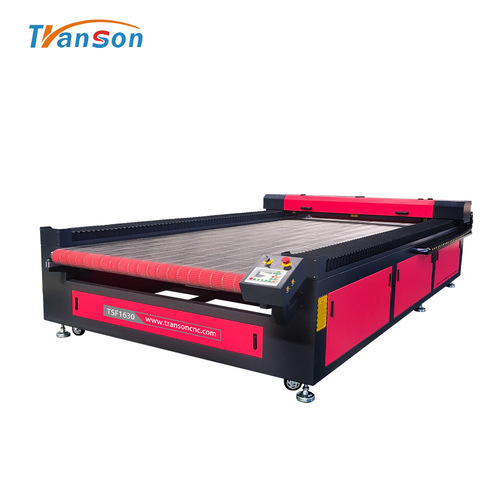 1630 Fabric Laser Cutting Machine With Position Correction