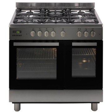 Candy Freestanding Cooker Gas Double Oven