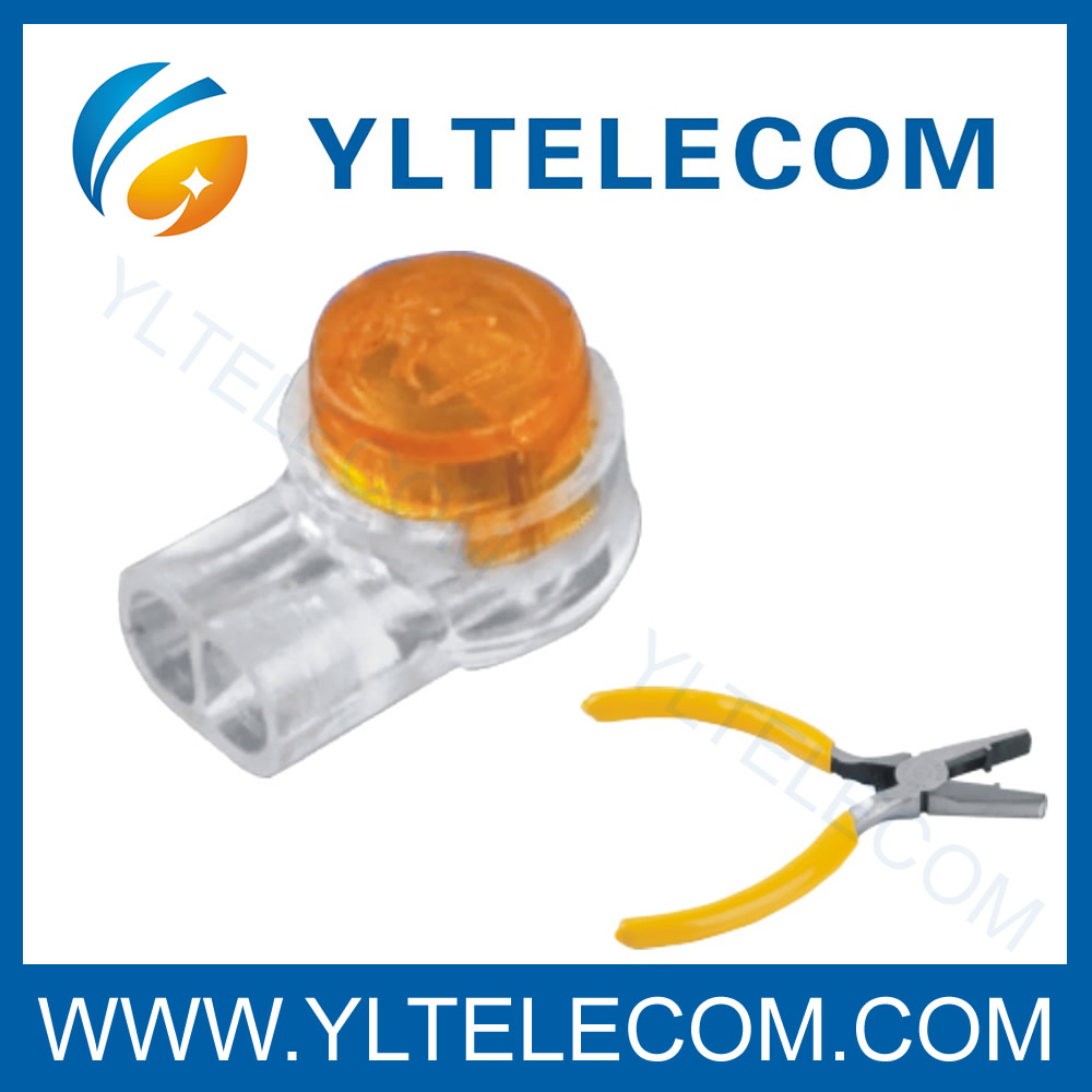 3M scotchlok connecteur UY2  fil 0,4-0,9mm 26-19 AWG CAT 5 RoHS de 10 a 100 PC