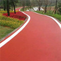 High-tech Colourful Resin Road