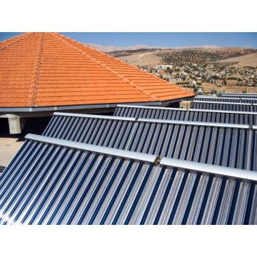 solar heating collectors-high temperature