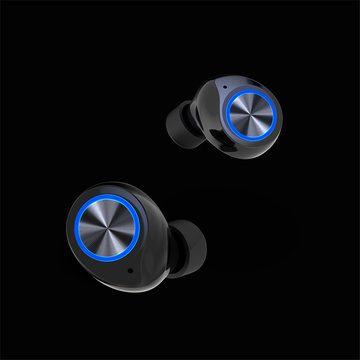 Stereo Wireless Blue Tooth Ear Earbud In-Ear Headphones - True Earphones Sport Waterproof Bt Speaker with Earbuds Sound Peats Sports Earbuds