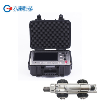 Pipe Crawling Robot Endoscope to Detect Defects