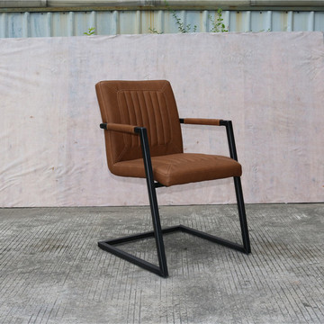 High bar height dining chair