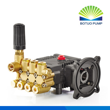 100bar high pressure triplex plunger pump
