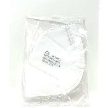 Breathable High Filter Efficiency KN95 Face Mask