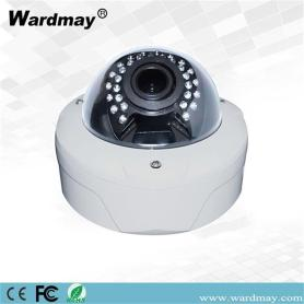 H.265 4X Zoom 2.0MP IR Dome IP Camera