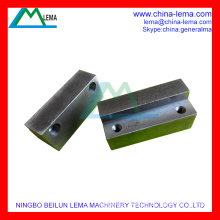 Steel machining Mobile parking space part