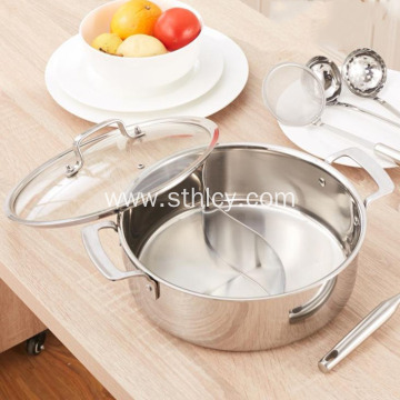 Noble 304 Stainless Steel Hot Pot