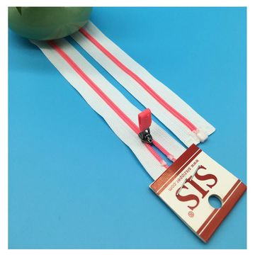 12Inch nylon zippers in bulk for merchandise