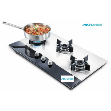 Presige Built-in Schott Hobtop Three Burners